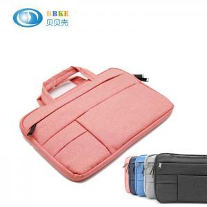 Quality Pink Color Custom EVA Laptop Case Messenger Bag , Laptop Hard Case For Woman for sale