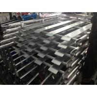 Buy Customized Punching Bending Aluminum Tube for Automatic Aluminum Stretcher at wholesale prices