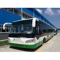 Quality Durable Low Floor Buses high capcity standard 14 seats diesel engine for sale