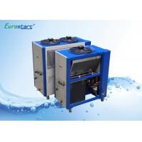 Quality Energy Saving Commercial Cooling Water Chiller Units Hermetic Type Compressor for sale