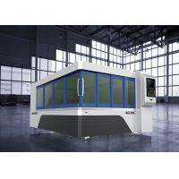 Buy cheap IPG 1000w Fiber Laser Cutting Machine 1500X3000mm for Metal Sheet from wholesalers