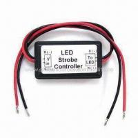 Quality LED Strobe Controller for Indicator LED Bulb/LED Light, Easy to Install and Waterproof for sale