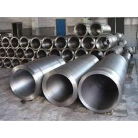 Buy cheap AISI 441 UNS S44100 1.4509 X2CrTiNb18 UNS S43940  Forged Forging Steel Hubs housings shells Sleeves Bushes Bushing from wholesalers