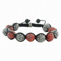 Quality Shambhala Bracelet, fashionable and unique style, any designs available for sale
