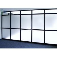 Quality Size Customized Aluminium Frame Partition Walls Waterproof For Residential for sale