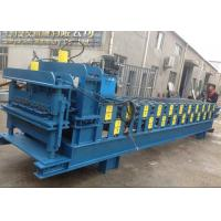 Quality Automatic Roofing Sheet Roll Forming Machine Double Layer Corrugated and IBR for sale