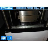 Quality 0.4 mm Thickness Corner Bead Drywall Channel Roll Forming Machine For Wall Frame for sale