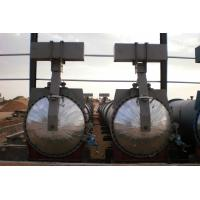 Buy AAC Chemical Autoclave with saturated steam and condensed water at wholesale prices