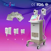 Quality Three handle sizes Cryolipolysis Freeze Fat Machine for sale