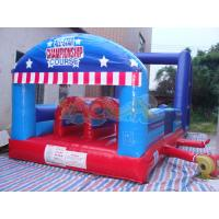 Quality inflatable crawling and tire run obstacle for sale