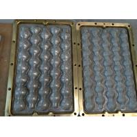 Quality High Performance Pulp Molding Dies / Egg Tray Mold For Molded Fibre Packaging for sale