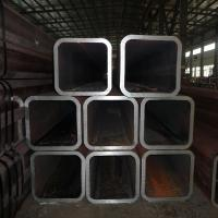 Quality 20Cr, 40Cr, 20CrMo Seamless Square Steel Tubing, Rectangular Steel Pipe 3 - 40 Mm Thickness for sale