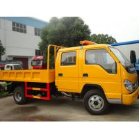 forland brand 6 wheel loading capacity 5ton foton dump truck for sale, forland brand twin cabs 3-5tons dump truck for sale