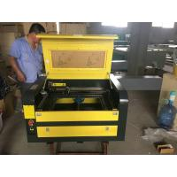 Quality Desktop Laser Engraving Machine 400x600mm Working Area For Wood / Acrylic for sale