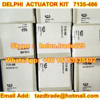 Quality DELPHI Original and New Overhaul Kit 7135-486 ACTUATOR KIT 7135486 for sale
