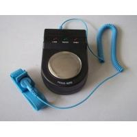 Buy Black 498 static wrist strap tester, system tester static measurement at wholesale prices