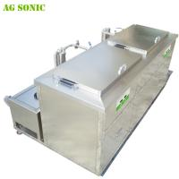 Quality Ultrasonic Cleaning Equipment Industrial Ultrasonic Cleaner for Contents Restoration 28khz SUS316L for sale