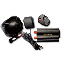 Buy Personal Vehicle GPS Automobile Tracker with GSM/GPS LED Indicator 12V-24V DC at wholesale prices