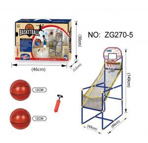 Quality Funny Kids Childrens Indoor Outdoor Basketball Set Shoot Hoop Backboard basketball toy for sale