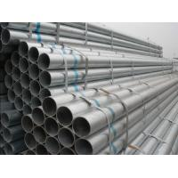 Quality Hot Rolling Carbon Steel Seamless API ASTM A53 Pipe Round For water transportation for sale