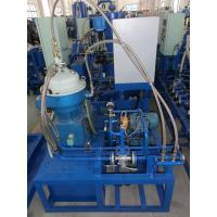 Quality Professional 1000 L/H Fuel Oil Purification System , Diesel Oil Filtration Systems for sale
