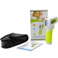 Digital LCD Baby Forehead Infrared Thermometer Body Temperature CE for sale
