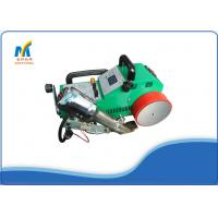 Quality CE Portable Flex Hot Air Banner Welder , PVC Plastic Welding Machine With 3 Wheels for sale