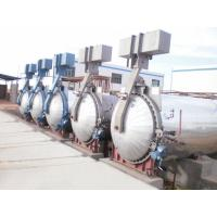 Quality Industrial Pressure Wood Autoclave Equipment For Rubber Vulcanization , Φ2m for sale
