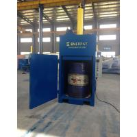 Quality High Quality Hydraulic Oil Drum Crusher for sale