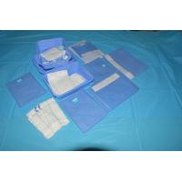 Quality CE Approved Permeaqble Non Woven Disposable Surgical Packs 48g SMMS for sale