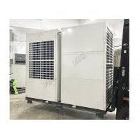 Floor Standing Ducted Air Conditioner HVAC Air Handling Unit 25hp / 22 Ton Air Cooling Climate Type for sale