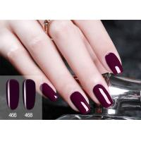 Quality Healthy Design Private Label 12ml 15ml Resin Material UV Nail Gel Polish for sale