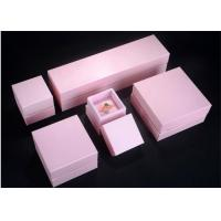 Quality Bracelet  Brooch Packaging Paper Jewelry Box High - Grade 10 * 10 * 5.5 Cm for sale