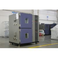 China Double - Deck Programmable Constant Temperature Test Box For Electronic Performance on sale