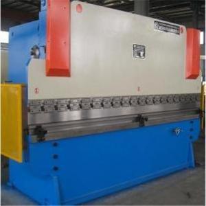 Quality CNC Hydraulic Press Brake WC67Y 125 4000 for sale