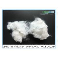 Recycled Raw White Polyester Fiber Stuffing / 7D Fiberfill Pillow Stuffing