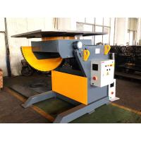 Quality 90 ° Tilting Pipe Automatic Welding Positioner With Digital Speed Control Display for sale