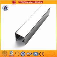 Quality Anti-scratch Polished Aluminium Profile Extrusion For Door And Window for sale