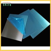 Quality Blue Color PE Protection Film For Stainless Steel Sheet Blue PE Protection Film for sale