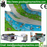 EPE Foam Sheet Laminating Embossing Machine for sale