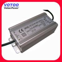 Quality 12V 8.5A 100W Waterproof LED Power Supply , Electronic Transformer For LED Lights for sale