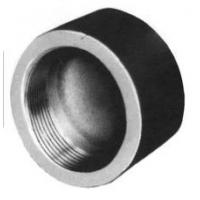 Quality stainless ASTM A182 F316Ti threaded cap for sale