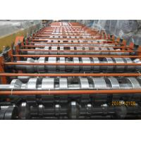 Quality Customized Two Profile Panel Double Layer Roll Forming Machine High Precision for sale