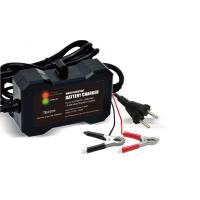 Quality Professional Portable Car Battery Chargers 12v , 1.5A and electric for sale