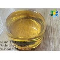 Quality Pharma Grade Injectable Anabolic Steroids Trenbolone Enanthate 200MG / ML CAS 10161-33-8 for sale