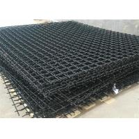 Quality Square Hole Mining Quarry Screen Mesh Wearable And High Temperature - Proof for sale