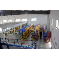 Quality Safe Pallet Racking Mezzanine Floors , Space Saving Metal Display Rack 200-1000KG / Level for sale