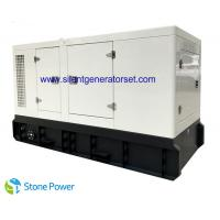 Quality Lovol Portable Diesel Generator 35KW 44KVA , Silent Diesel Generator Three Phase for sale