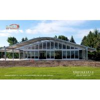 Quality Arch tent with stage for 500 people wedding and party for sale