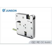 Buy cheap Auto flick the door Electric High stability solenoid lock with mico switch , from wholesalers